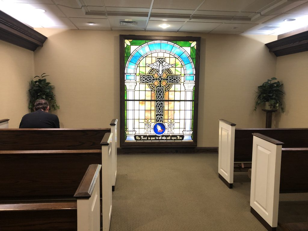 Woullard Chapel Renovations
